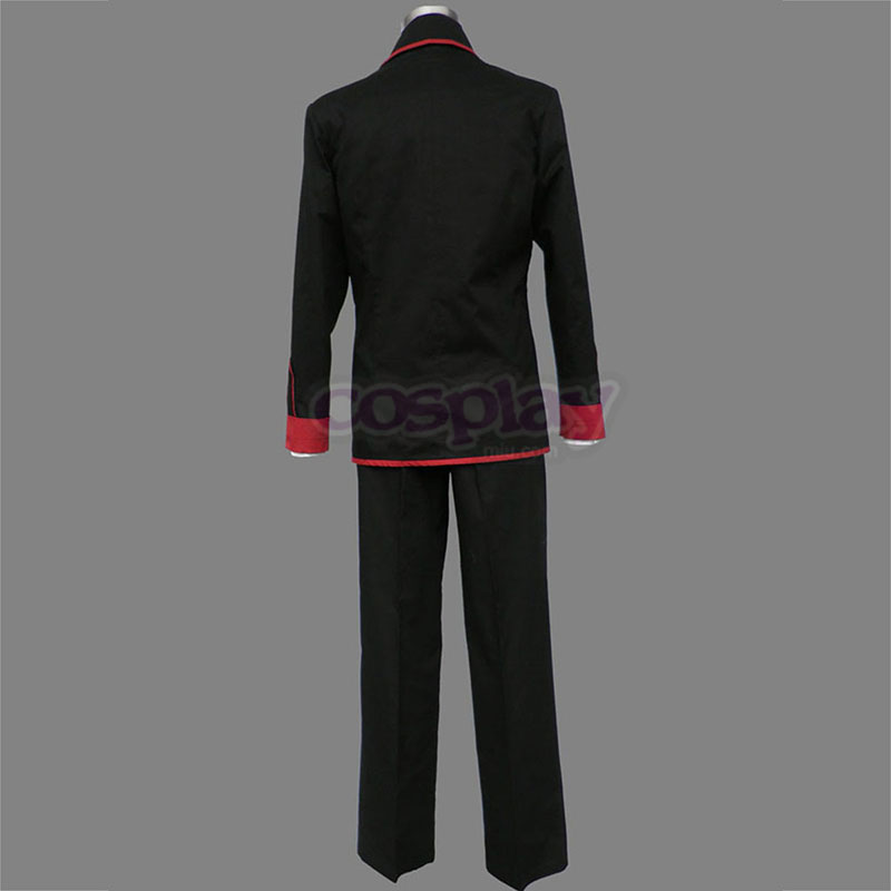 Little Busters Male School Uniform Cosplay Kostymer Online Butikken