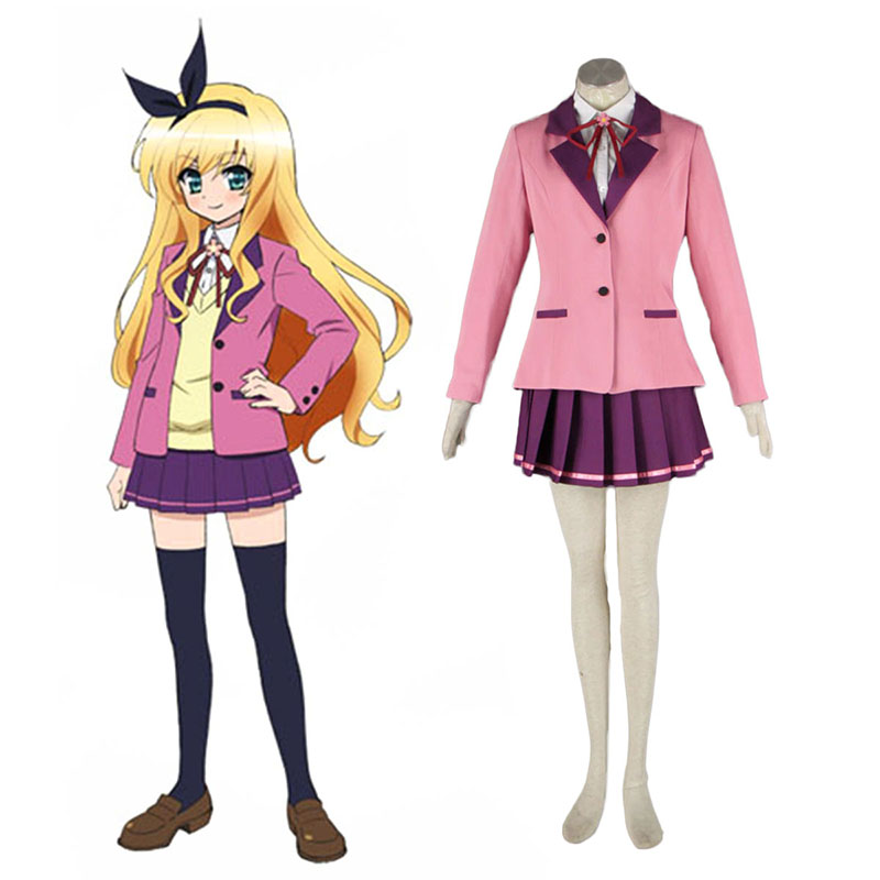 MM! Hunn Vinter School Uniform Cosplay Kostymer Online Butikken