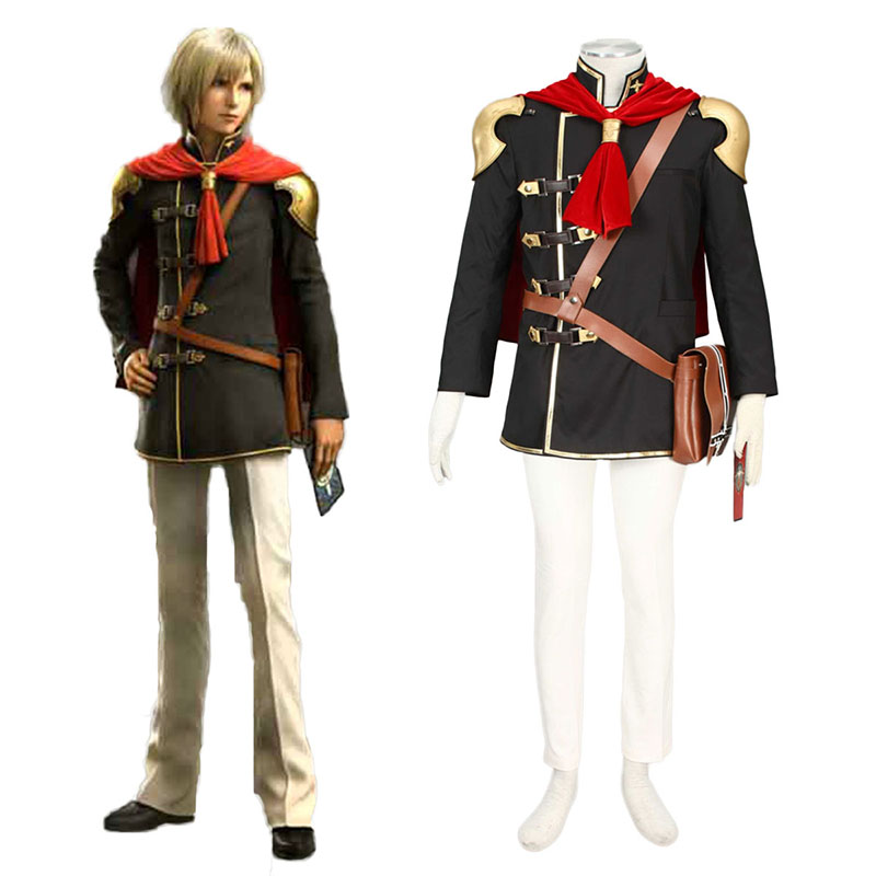 Final Fantasy Type-0 Ace 1 Cosplay Kostymer Online Butikken