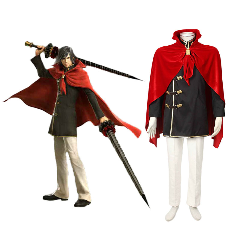 Final Fantasy Type-0 Machina Kunagiri 1 Cosplay Kostymer Online Butikken
