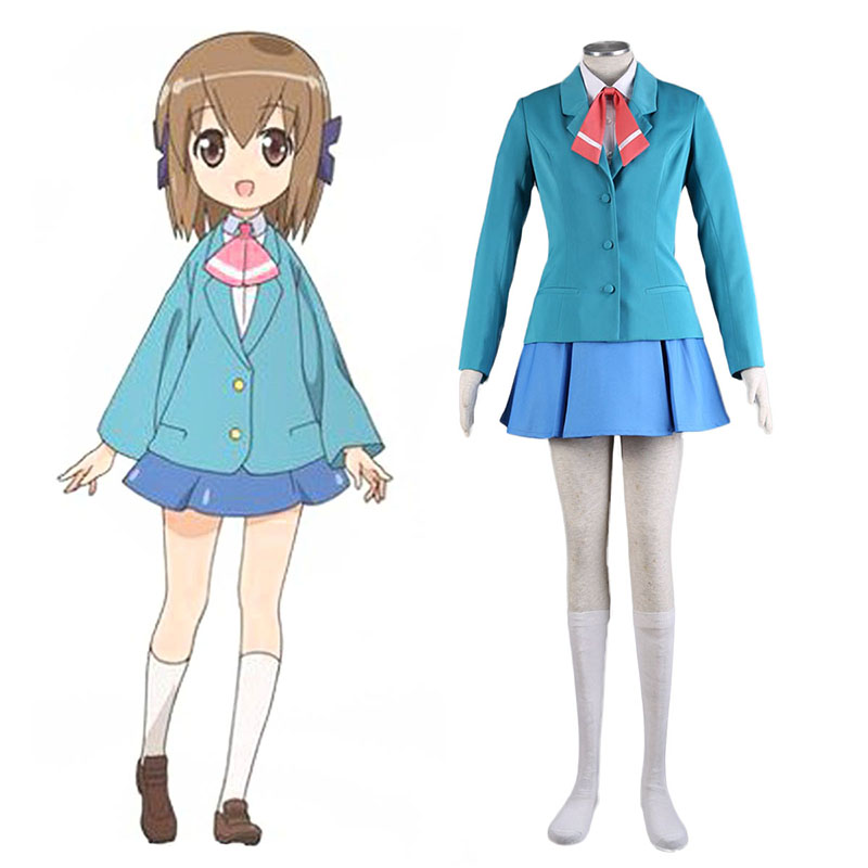 Place to Place Hime Haruno 1 Cosplay Kostymer Online Butikken