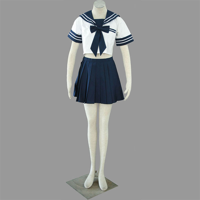Sailor Uniform 4 High School Cosplay Kostymer Online Butikken