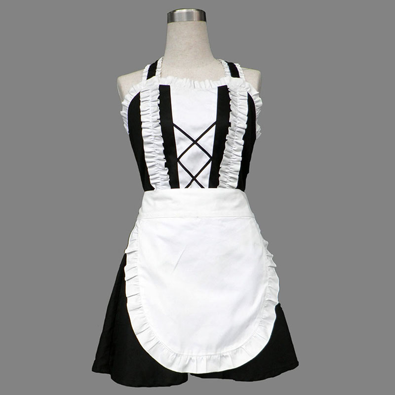 Maid Uniform 3 Devil Attraction Cosplay Kostymer Online Butikken