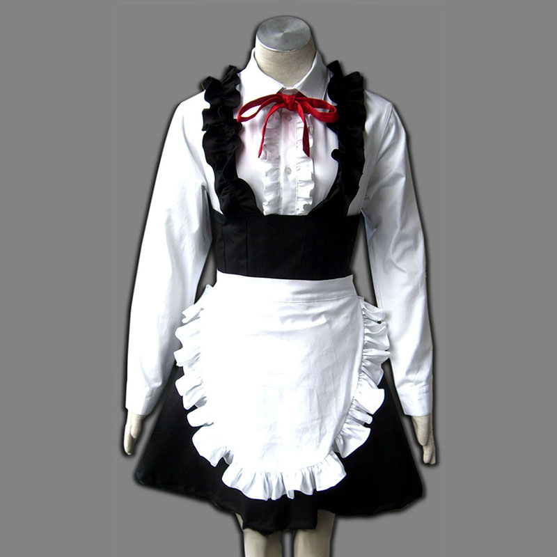 Maid Uniform 8 Pure Spirit Cosplay Kostymer Online Butikken