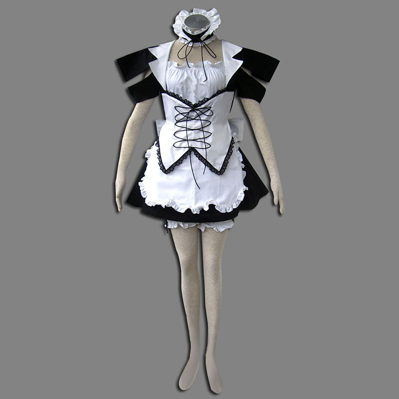 Maid Uniform 13 Wind Spirit Cosplay Kostymer Online Butikken