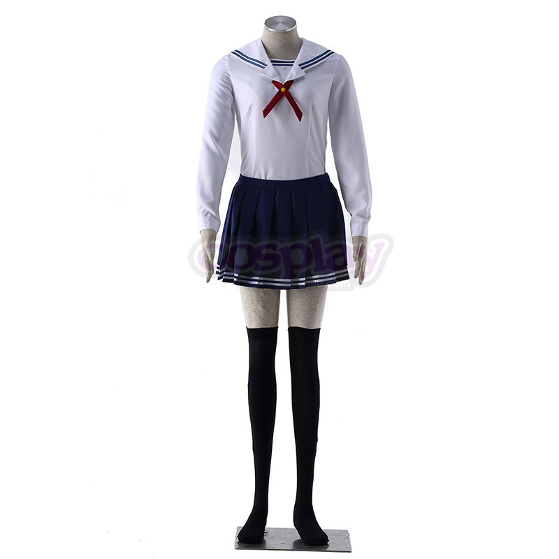 Saekano: How to Raise a Boring Girlfriend Toyogasaki Uniformer Cosplay Kostymer Online Butikken