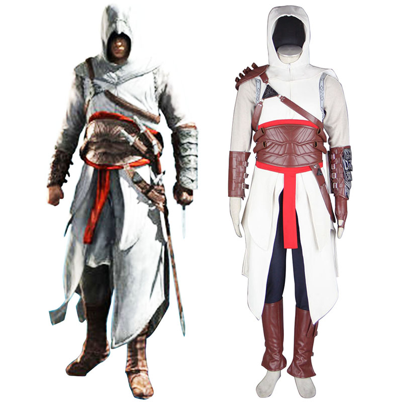 Assassin's Creed Assassin 1 Cosplay Kostymer Online Butikken
