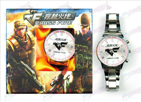 CrossFire Tilbehør logo Watch (Red)