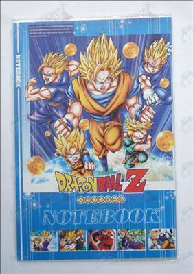 Dragon Ball Tilbehør Notebook