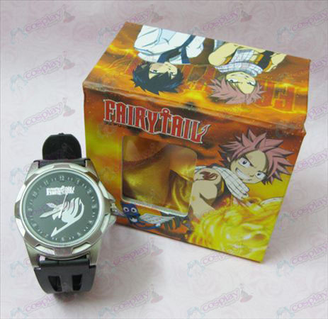 Fairy Tail Tilbehør Scale Watch - Black