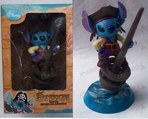 Pirate Lilo & Stitch Tilbehør Doll