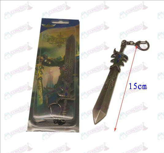 League of Legends Tilbehør Knife spenne 14 (pistol farge) farge