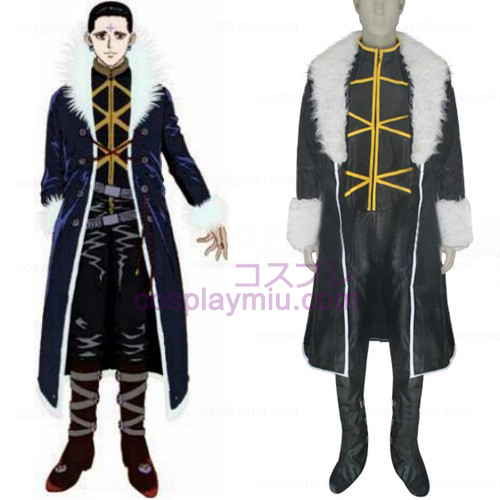 Hunter X Hunter Kuroro Lucifer Cosplay Kostymer