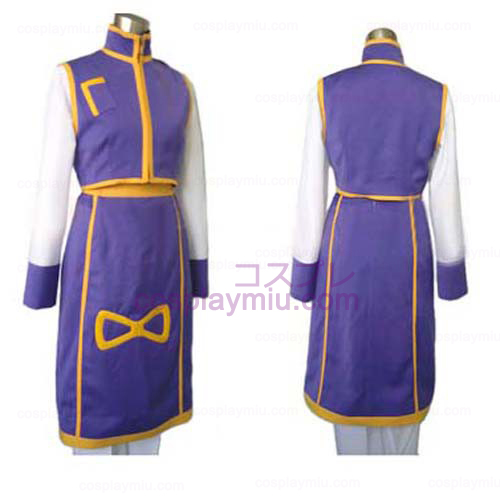 Hunter X Hunter Kurapika Cosplay Kostymer