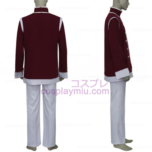 Hunter X Hunter Kurapica Casual Cosplay Kostymer