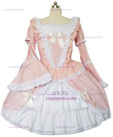 Bell Sleeves Søt Lolita Cosplay Dress