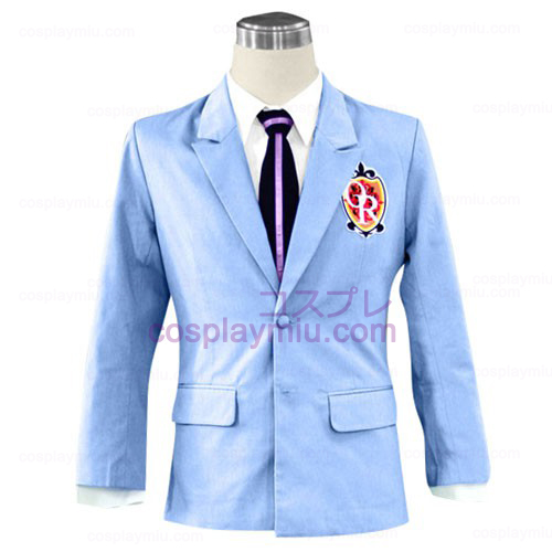 Ouran High School Host Club Jacket Halloween Cosplay Kostymer