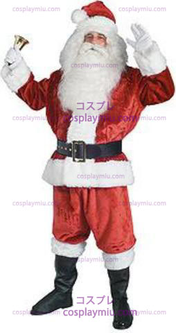 Santa Suit Crimson Imperial X