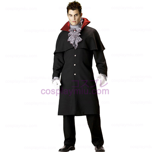 Edwardian Vampire Elite Collection Adult Kostymer