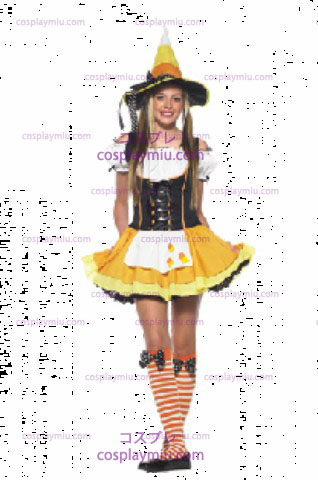 Candy Korn Witch Teen Sz.M / Lg