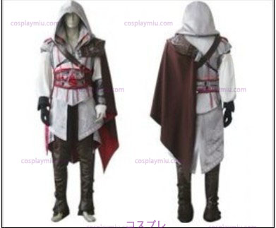 Assassin Creed II Ezio For menn Kostymer