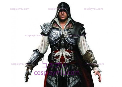 Assassin Creed II Ezio Cosplay Black Edition