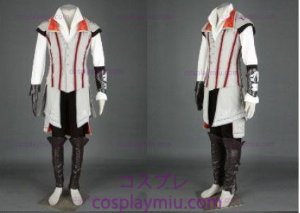 Assassin Creed II Ezio Cosplay White Edition - Deluxe