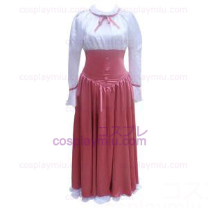 Chobits Chii Maid Dress Cosplay Kostymer