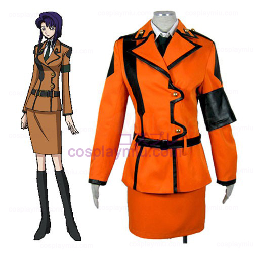 Code Geass Cecile Croomy Cosplay Uniform Kostymer