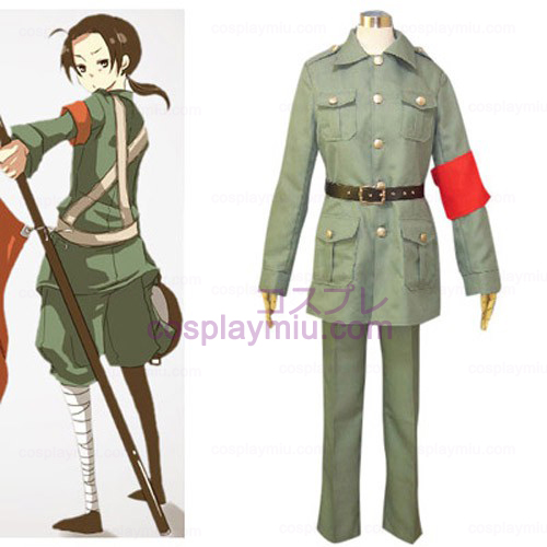 Axis Powers Kina Cosplay Kostymer