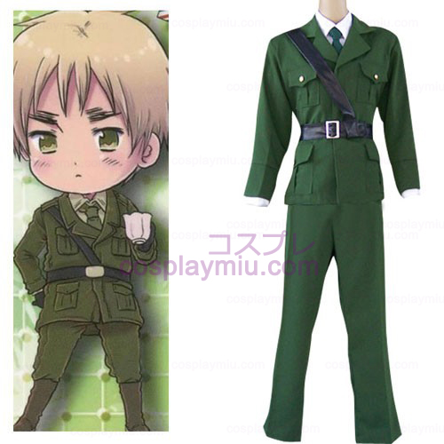 Axis Powers England Cosplay Kostymer
