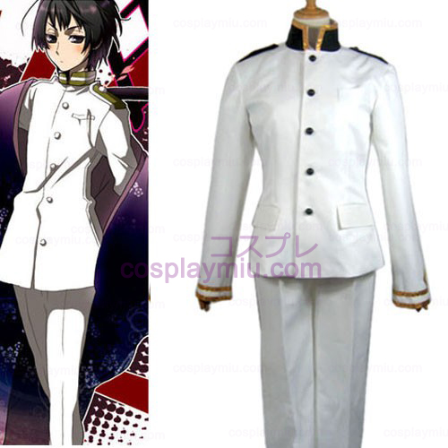 Axis Powers Janpanse Uniform Cosplay Kostymer