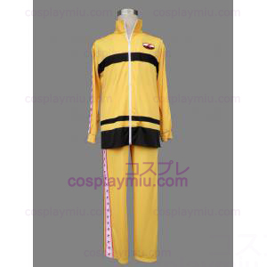 The Prince of Tennis Rikkai Daigaku Fuzoku Chuu Winter Uniform Cosplay Kostymer