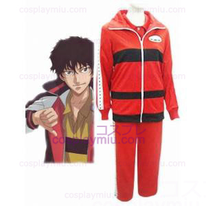 The Prince Of Tennis Rikkai Junior High School Winter Uniform Cosplay kostyme