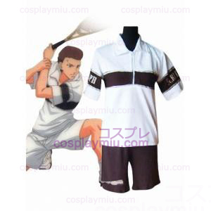 The Prince Of Tennis St. Rudolph Middle School Summer Uniform Cosplay kostyme