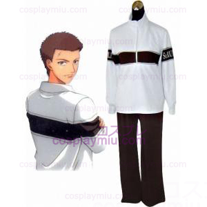 The Prince Of Tennis St. Rudolph Middle School Winter Uniform Cosplay kostyme