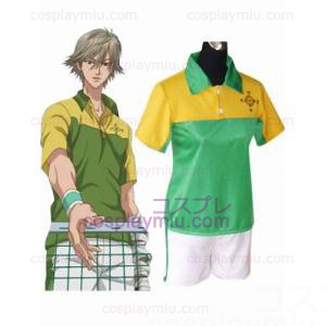 The Prince Of Tennis Shitenhoji Middle School Summer Uniform Cosplay kostyme