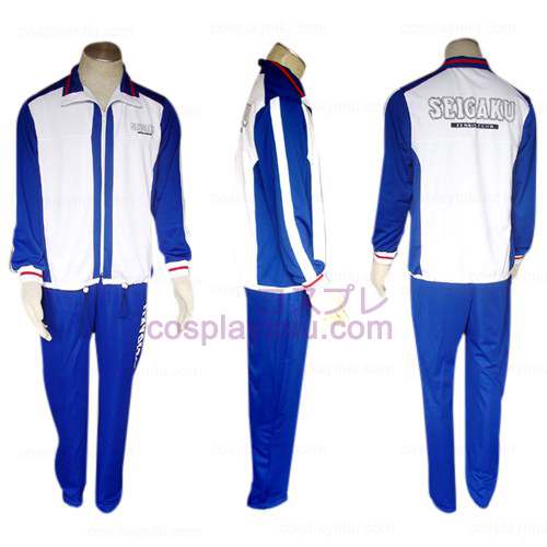 Prince Of Tennis Seigaku Cosplay Kostymer
