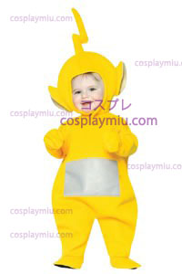 Teletubbies LaaLaa Toddler Kostymer