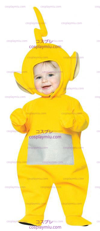 Teletubbies Laa-Laa Infant Kostymer