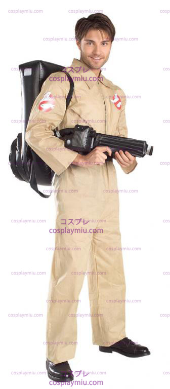 Ghostbusters Adult Kostymer