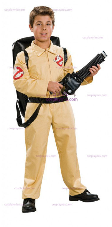 Ghost busters Child Kostymer