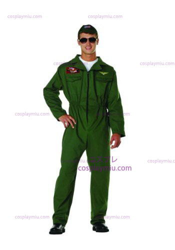 Top Gun Plus Size Kostymer