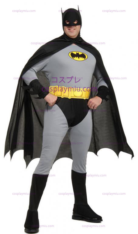 Batman kostyme Plus Size