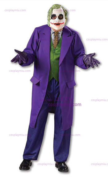 Joker Plus Size Kostymer