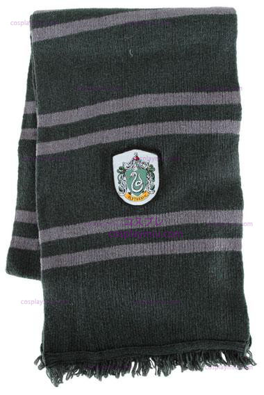 Harry Potter Slytherin Lambs Wool Hus Scarf