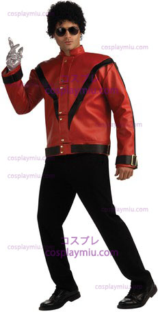 Michael Jackson Thriller Jacket En Large