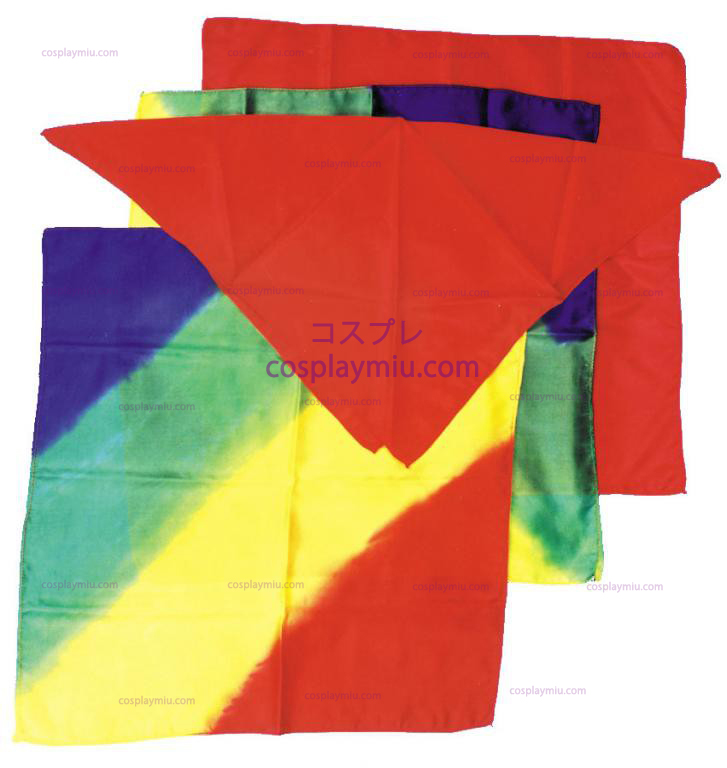 20th Century Rainbow Silks