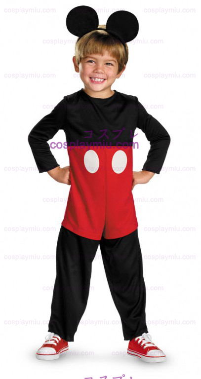 Mickey Mouse Toddler Kostymer