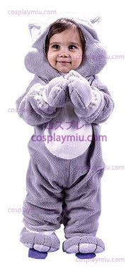 Plysj Mouse Toddler Kostymer